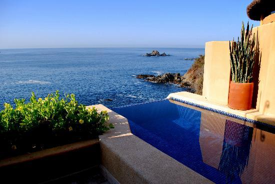 Capella Ixtapa: plunge pool-suite 68