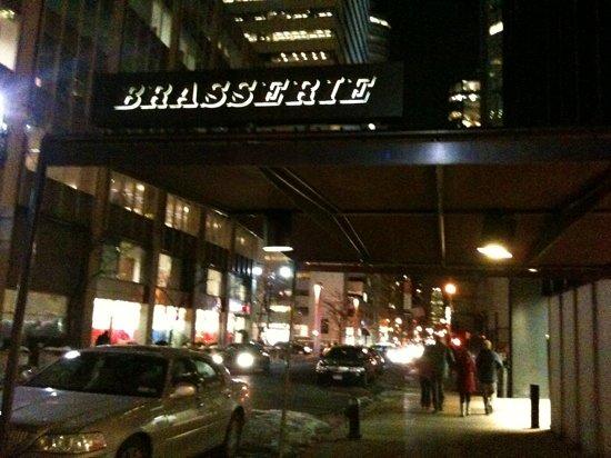 Brasserie: 브라세리