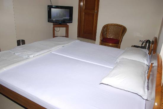 Dibrugarh, Hindistan: Room on First Floor