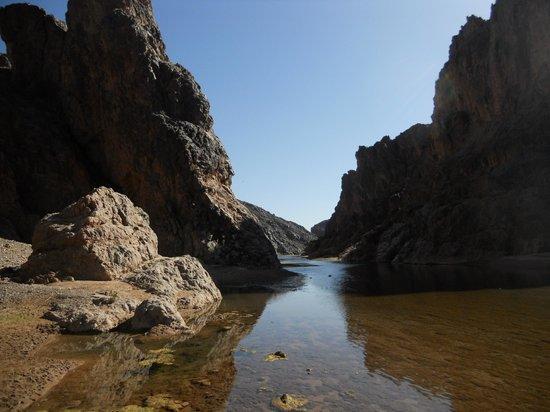 Kasbah Ait Ben Damiette: Oued Daddes