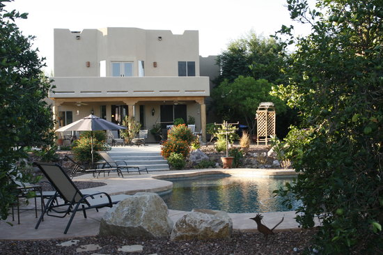 Orange Blossom Hacienda Bed & Breakfast: Your Space To Relax