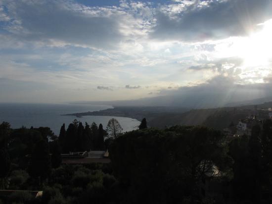 Belmond Grand Hotel Timeo: beautiful view of Mt Etona