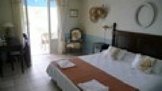 Hotel Amaudo: Toutes les chambres evec vue mer