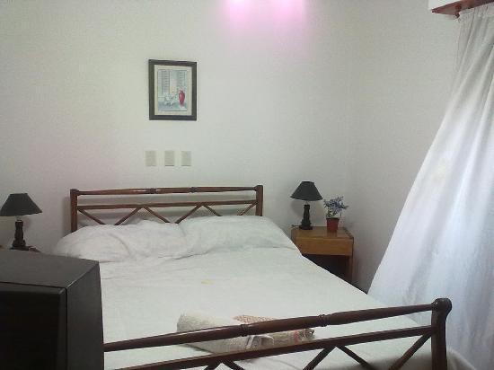 Hotel El Quijote : Habitación