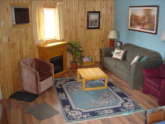 South Wind Motel & Campground: 2 bedroom cottage