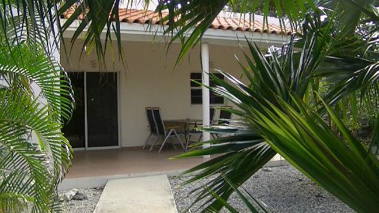 Hamlet Oasis Resort: bungalow at hamlet oasis