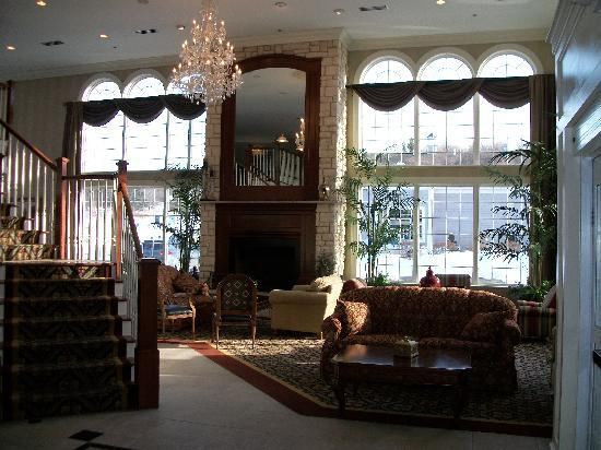Comfort Inn And Suites - East Greenbush: View of the lobby