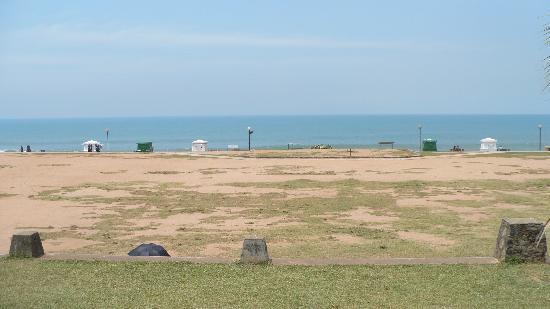 Colombo, Sri Lanka: sea side