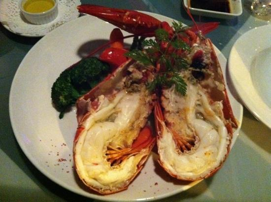 Pink Peppercorn Seafood Restaurant: Awesome and succulent