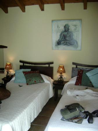 La Villa Marbella: hotel room