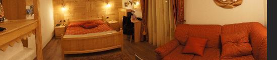 Hotel Panorama: Zimmer 1