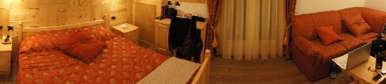 Hotel Panorama: Zimmer 3