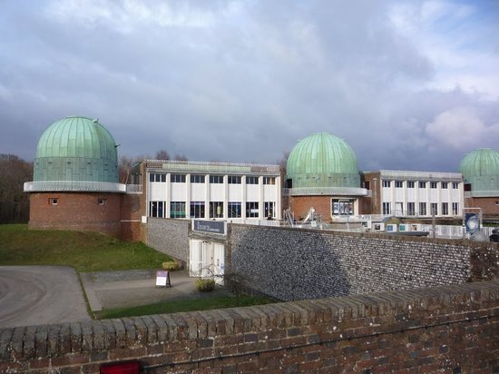 The Observatory Science Centre : Exterior view 1