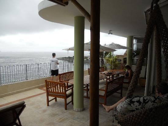 Rio Guest House ( Marta's Guest House): My favorite place - the rooftop patio