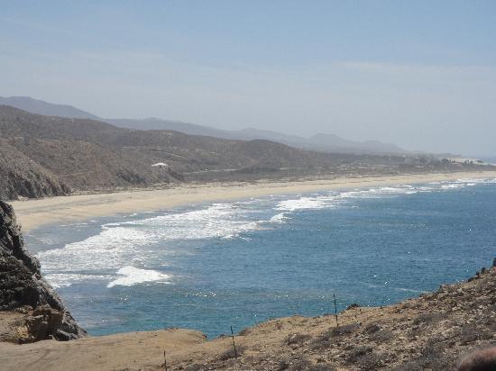 Arriba de la Roca: Ocean View