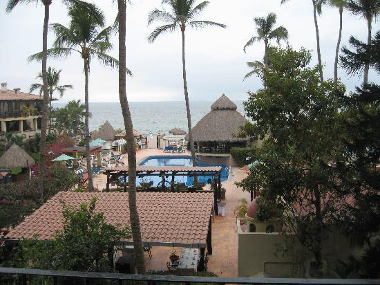 Vallarta Torre: view from our balcony