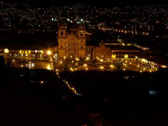 Don Bosco Hotel: vista desde la habitacion