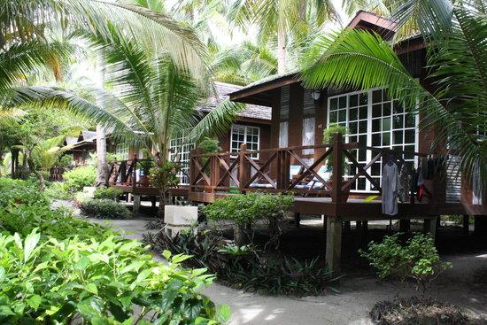 Pulau Mabul, Μαλαισία: Sipadan Mabul Resort