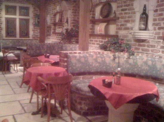 La Taverne flamande: superbe decor