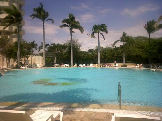 Irotama Resort: Piscina principal