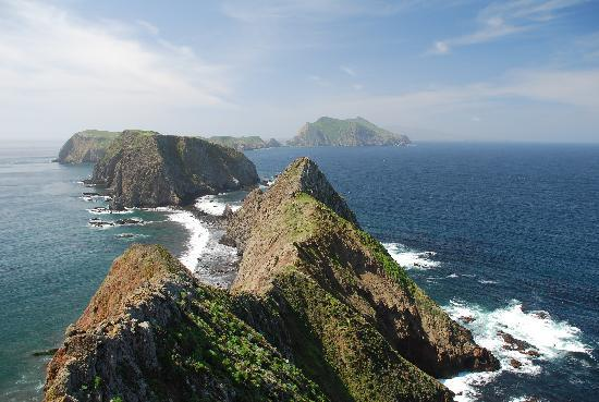 Anacapa Island: Inspiration Point