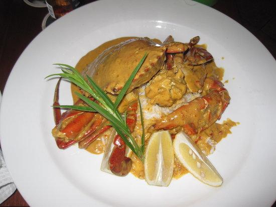 Fish d'vine: Thai Chilli Mud Crab