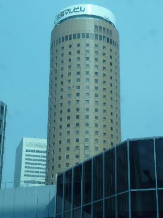 Osaka Daiichi Hotel : ホテル外観