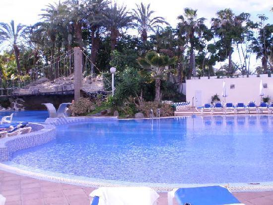Hotel Best Tenerife: Small heated pool