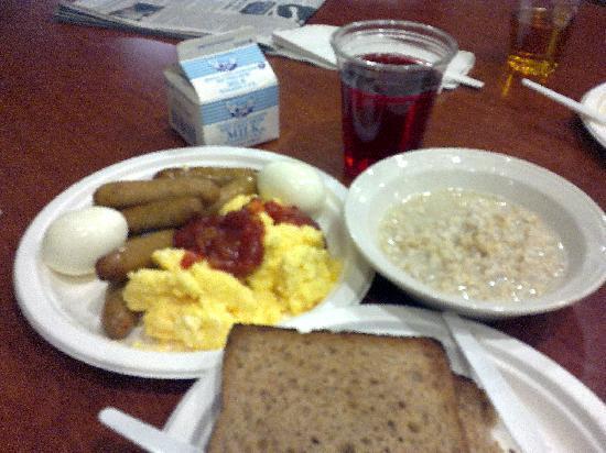 Staybridge Suites Dulles: Hearty breakfast