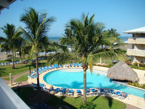 Doubletree Resort by Hilton, Central Pacific - Costa Rica: One view from our room building 3 Beautiful!