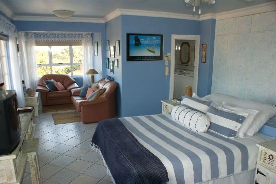 Africa Regent Guest House: Penthouse Suite