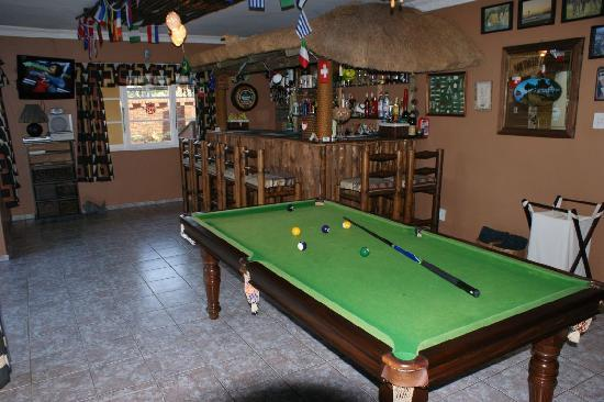Africa Regent Guest House: Bar & Games Room