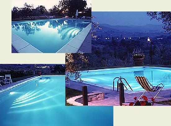 Residence Ristorante Golf Club Centanni: Pool