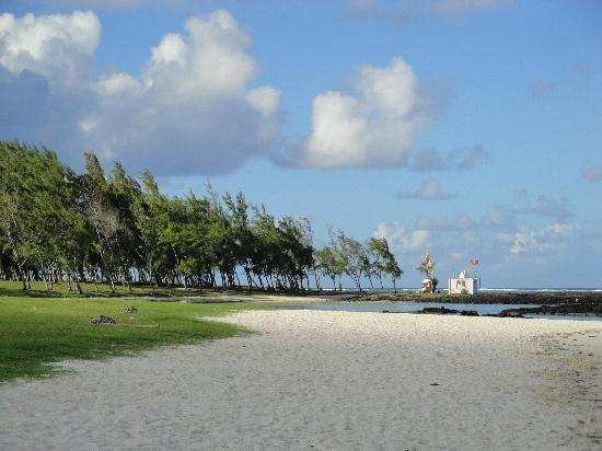Belle Mare: la plage de Bellemare