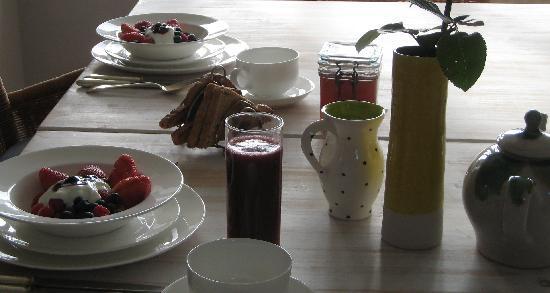 numbertwelve : breakfast