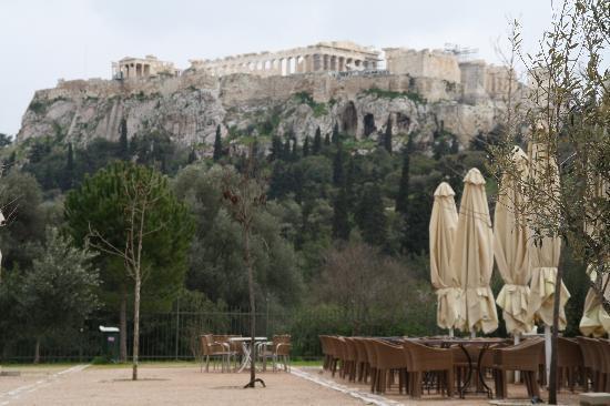 Atene, Grecia: Akropolis