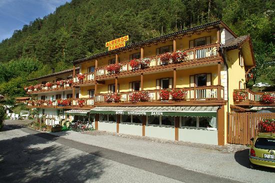 Hotel Zanon: ESTERNA