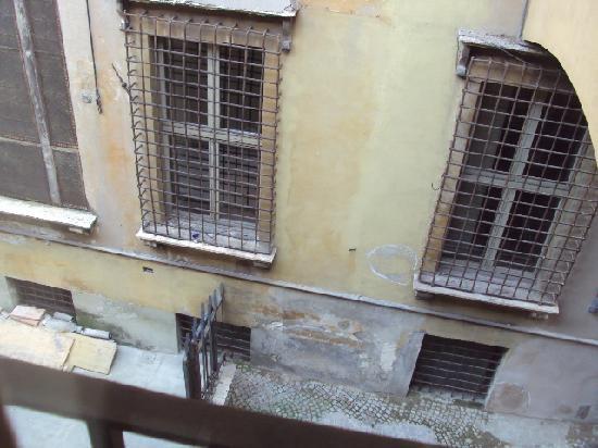 Castelvecchio  Aparthotel: VUE PAR FENÈTRE DE LA CHAMBRE