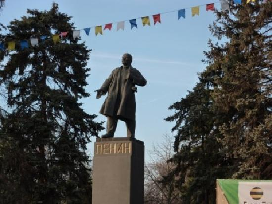 Ростов-на-Дону, Россия: Statue of Lenin