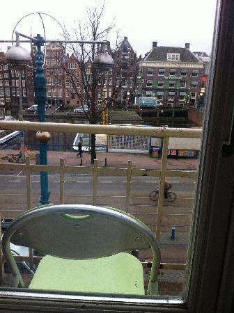 Orange Tulip Hotel : balcony