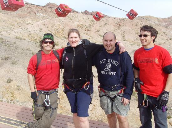 Nevada Way: Rambo, Coral, Ian & Ridge