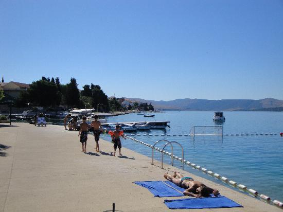Brodarica, Kroatië: Vista exterior