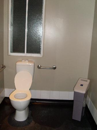 Base Brisbane Embassy: Salle de bain