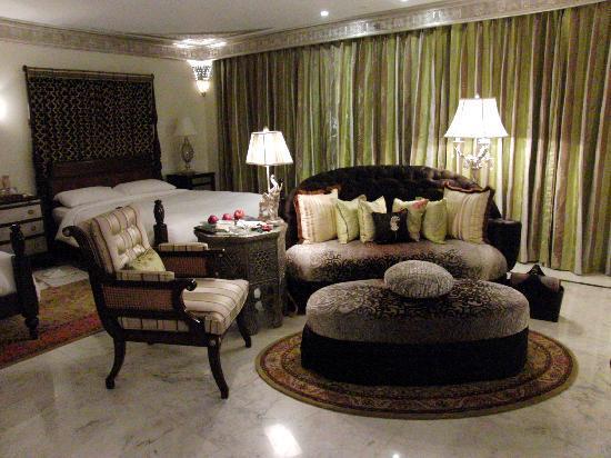 Rambagh Palace: Palace Room
