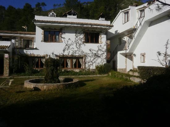 Hotel Paraiso de Bujaraiza: la fachada