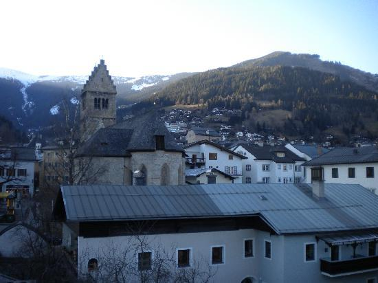 Hotel Seehof: View from my window