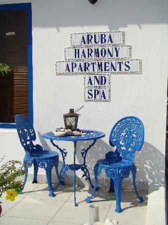 Aruba Harmony Apartments Suites & Hostel: Aruba Harmony Apartments