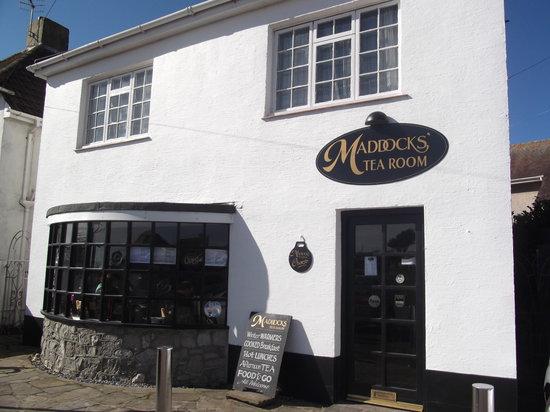 Maddocks' Tea Room