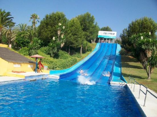 Aqualand Torremolinos: rides2