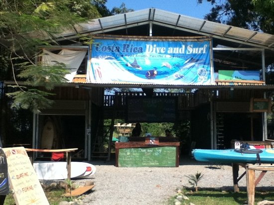 Costa Rica Dive and Surf: Pura Vida!
